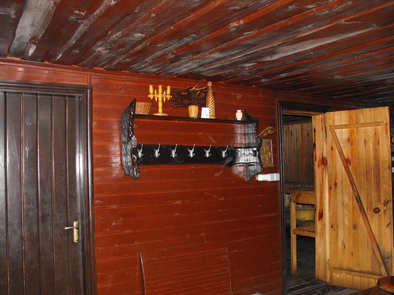 Русская баня на дровах фото интерьера
