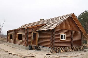Бабушкин Сад фото русской бани