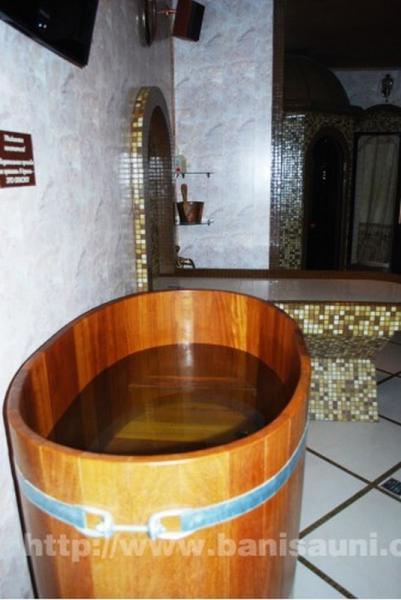 Турецкая баня на Харьковском шоссе фото купели