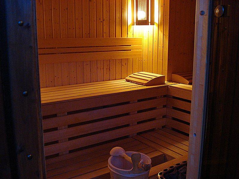 Сауна Glamur фото финской сауны