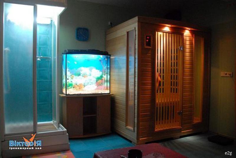 Сауна Виктория фото инфракрасной сауны
