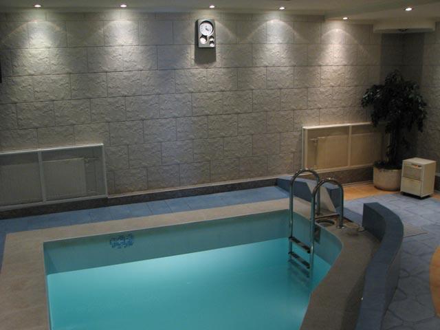 Сауна ВиС фото бассейна