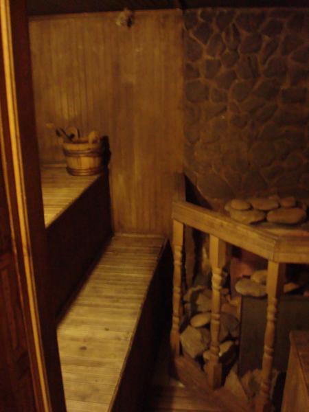Баня на дровах в Киеве фото парной