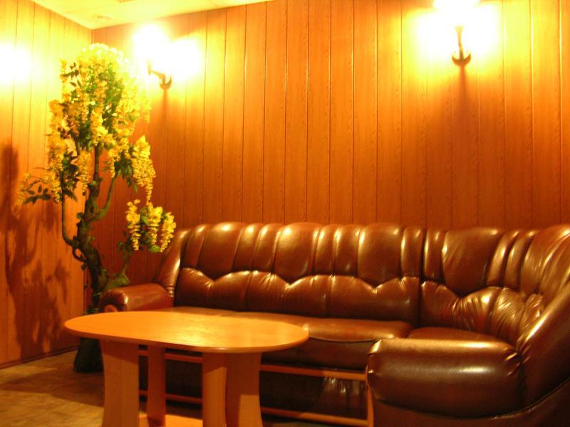 VIP сауна ИЗУМРУД фото зона отдыха