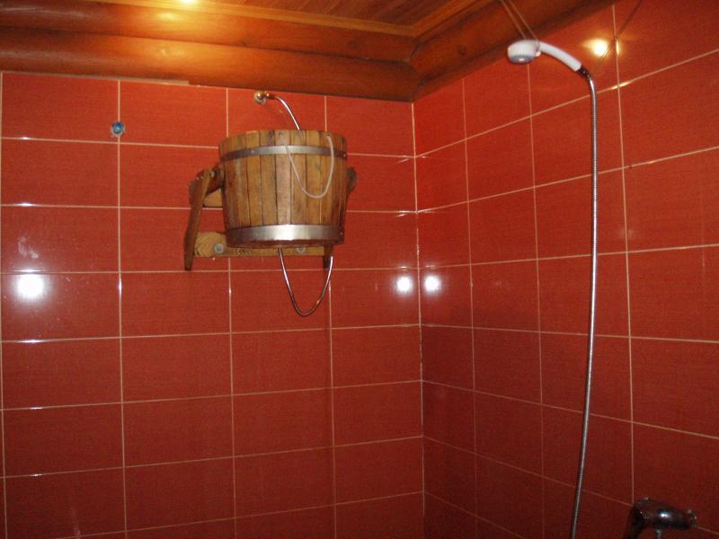 Русская баня Наша баня фото душевой