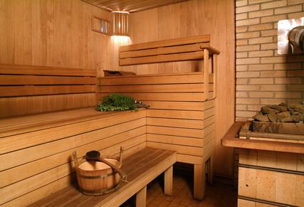 Сауна ресторанно-гостиничного комплекса Пиросмани