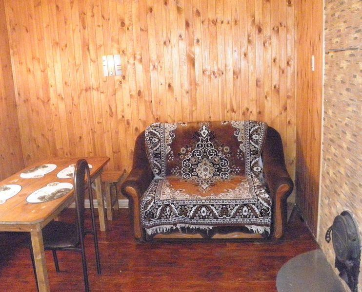 Баня-сауна У Сереги фото комнаты отдыха