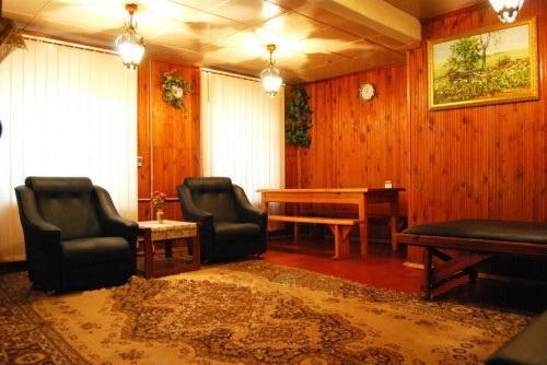 Сауна Ветряные горы фото комнаты отдыха