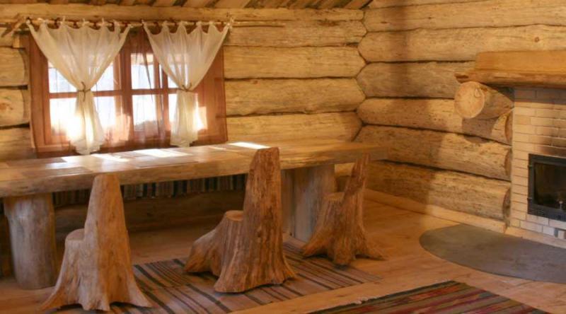 Сибирская баня в Старом пруду фото зоны отдыха