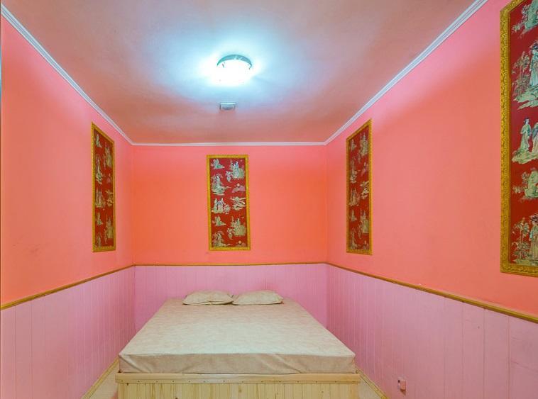 Комплекс отдыха Сана фото массажной комнаты
