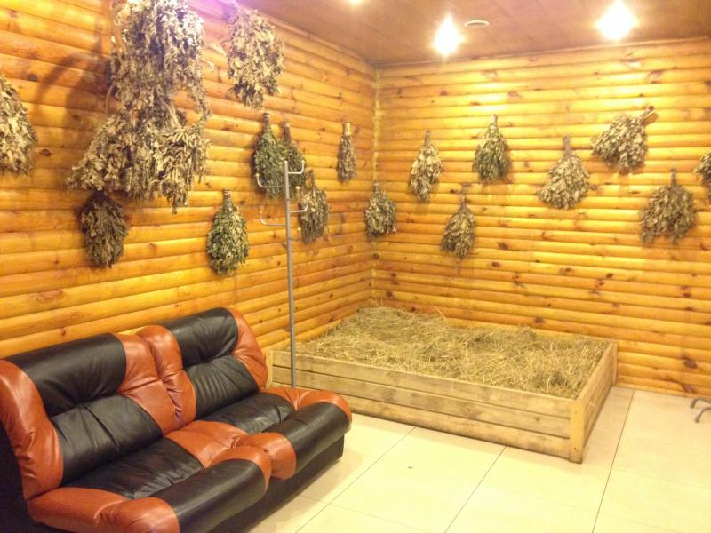 Русская баня на дровах фото комнаты отдыха