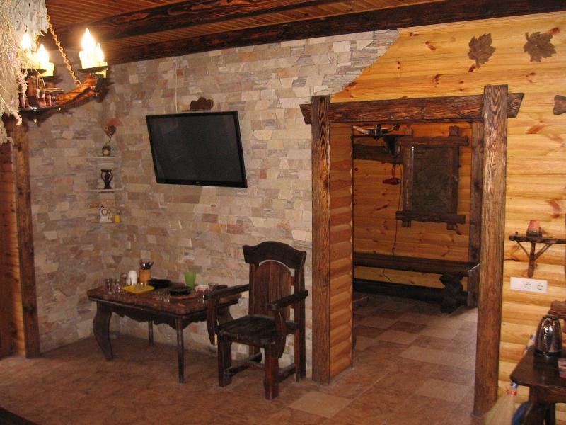 VIP-баня на дровах фото интерьера