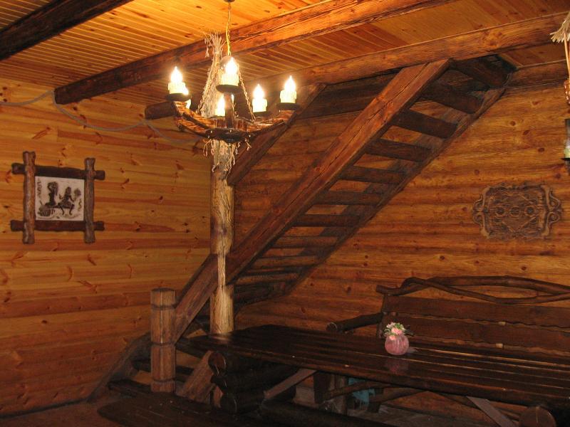 VIP-баня на дровах фото