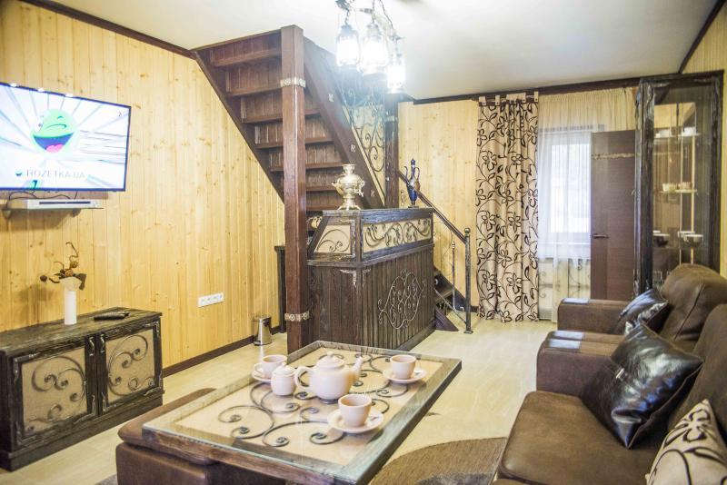 """Сауна """"Люкс"""" Villa Paloma фото комнаты отдыха"""