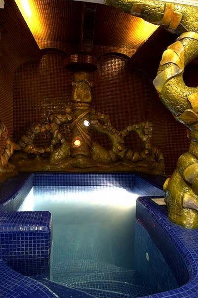 Баня Эврика фото бассейна