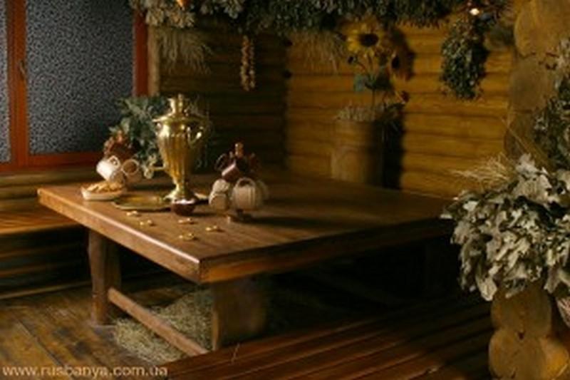 Руська Баня фото зоны отдыха