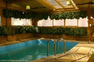 Руська Баня фото бассейна