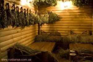 Руська Баня фото парилки