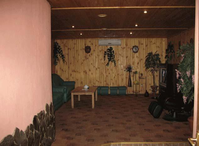 Сауна НОУ-ХАУ фото комнаты отдыха