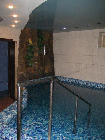 Сауна Купидон на Жмеринской фото бассейна