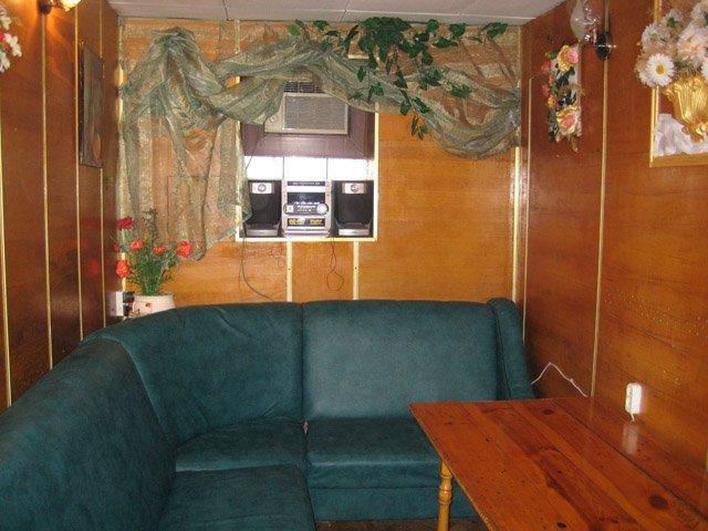 Сауна Купидон на Радищева фото комнаты отдыха