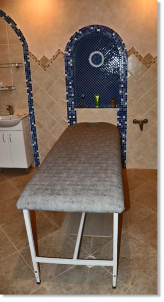 Турецкая баня БОДРУМ фото