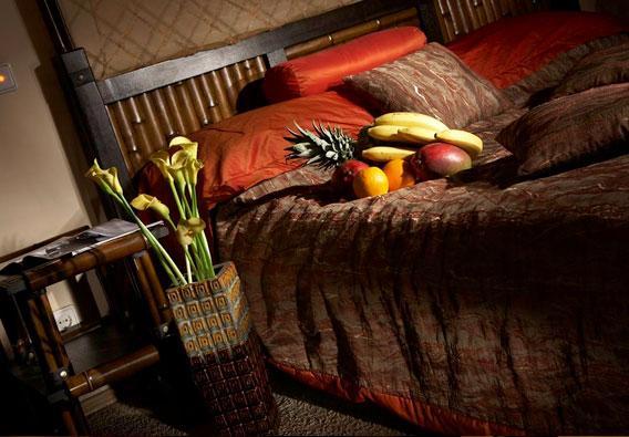 VIP-Сауна Санторини комната отдыха
