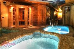 Spa-центр Мисливський Двip фото бассейнов