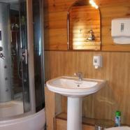 Банный комплекс Теремок фото ванной комнаты