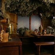 Банный клуб Наша банька фото чайной комнаты