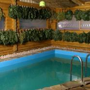 Банный клуб Наша банька фото бассейна